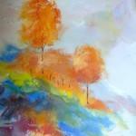 Курс живописи. Мокрый акрил